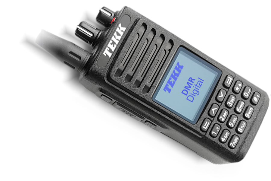 D-500 DMR Digital with LCD