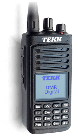 D-500 DMR Digital Mototurbo Compatible