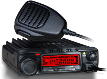 M-5000 UHF and VHF Mobile